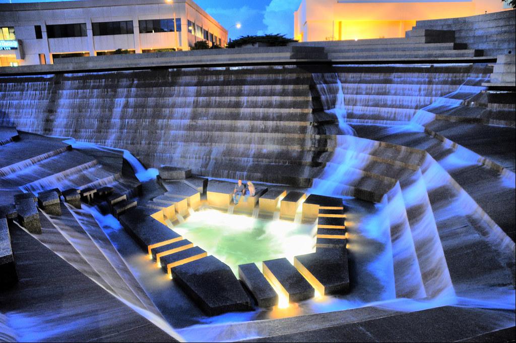 Great Fort Worth Water Garden | Flickr