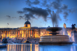 The National Gallery on Trafalgar square | by ** Maurice **