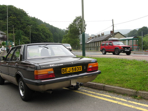 1982 Ford Cortina Crusader 2 Litre | by Bobert's Photostream