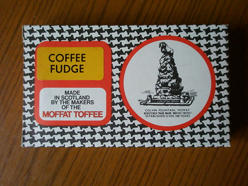 Moffat Toffee Fudge - front | by I like