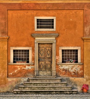The Orange Chapel | by Fabio Montalto