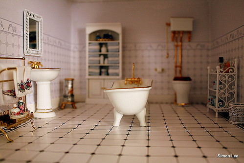 Bathroom Again | by simon_a_lee