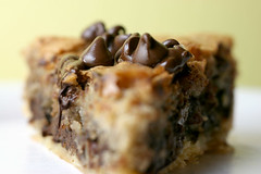 Chocolate Chip Cookie Pie | by Bakerella
