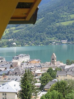 Zell Am See: View from our balcony | by LaceyandClint
