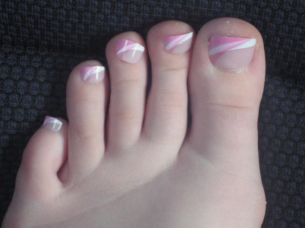 fake toe nails rock | Faik nales! Day ROK! | kdmoore95 | Flickr