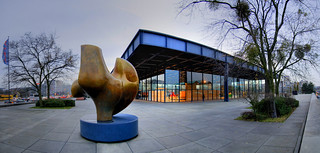 Neue Nationalgalerie, Berlín (D) | by Panoramyx