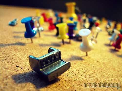 {96} push pin party | by r♥biη elizabeth