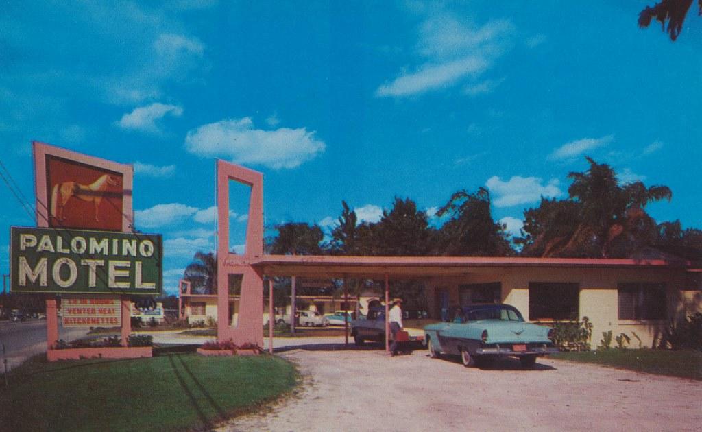Palomino Motel - Orlando, Florida