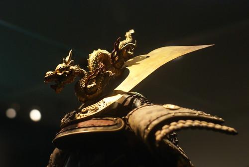 Torino mao samurai r stung detail des helms japan anf for Samurai torino