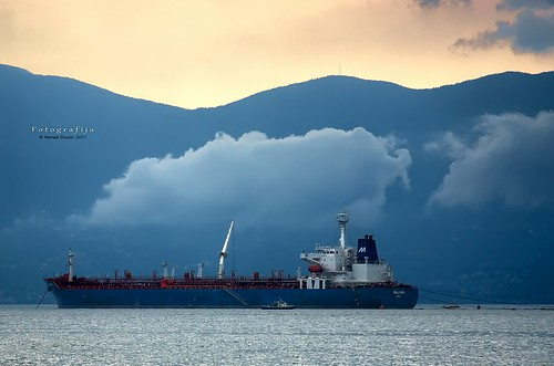Moored Tanker | by MaxArt Photo