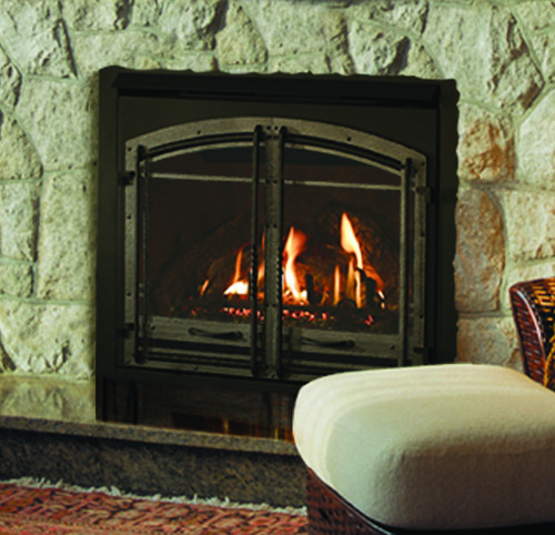 Quadra Fire Qv36afireplace Gas The Qv36a Gas Fireplace Off Flickr