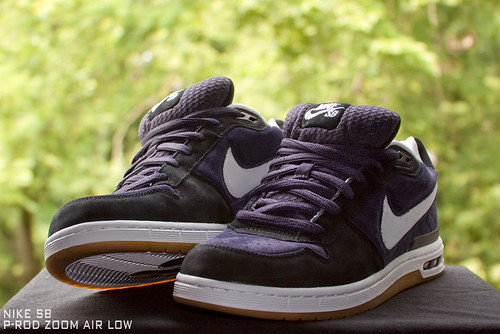 Nike Sb Zoom Stefan Janoski Mens Shoes Blue