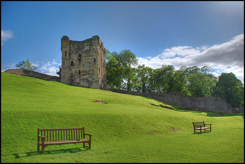 Site of Peveril Castle | by CountyPix