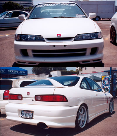 94-01 ACURA INTEGRA TYPE R DRAGSTER JAPANESE CONVERSION | Flickr