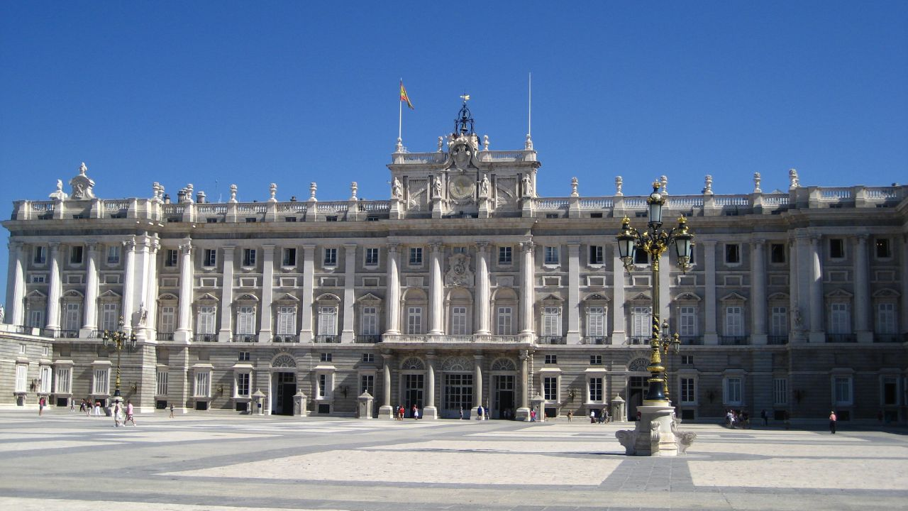 080807_Palacio Real, Madrid, Spain