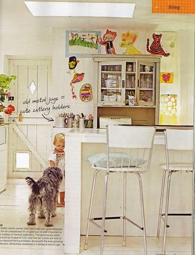 Lovely Kitchen - Colourful Home