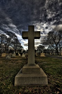 Stone Cross | by Andrew E. Larsen