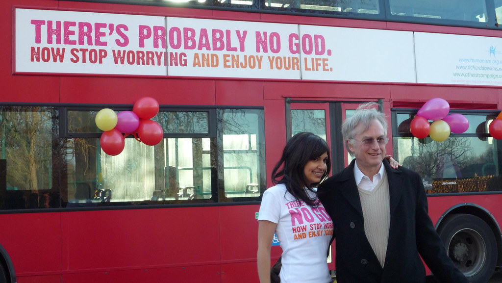 Atheist Bus Campaign Launch