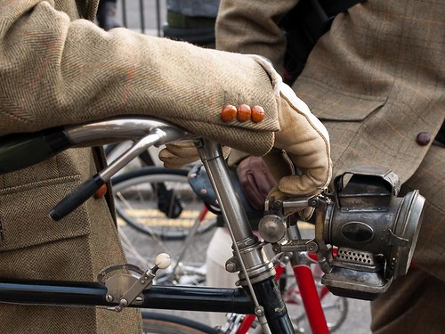 Tweed Run.  Vintage. | by M.J.S.