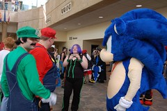 Sonic and Mario together at last? | by ronaldhennessy