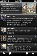 Twitterific supported by The Deck | by @MSG