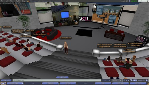 Virtual Classroom Design Free ~ Sgi snapshot managed to drop into the conference