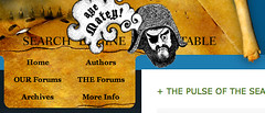 Search Engine Roundtable & Talk Like a Pirate Day | by rustybrick