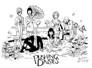 Pushing Daisies | by The Everlasting Jamie S Rich