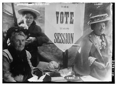Suffragettes and petitions  (LOC) | by The Library of Congress