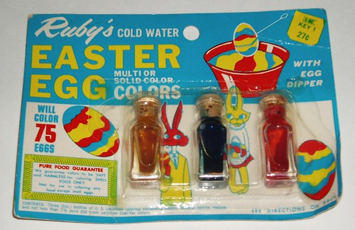 Ruby's Easter Egg coloring kit | by grickily