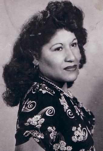 """Soledad """"Sally"""" Chagolla of Rancho Cucamonga Ca"""