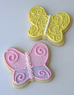 Butterfly Cookies | by Glorious Treats