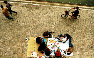 Picnic by the Seine | by malias