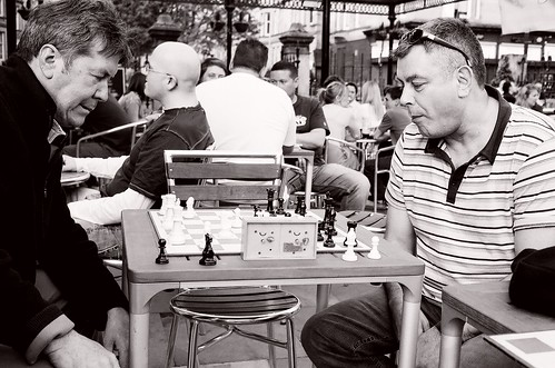 Chess at the Hogshead 4 | by herr_flickr