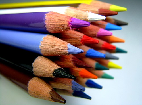 Colored Pencils | by mang M