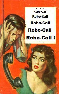 Image result for robo call