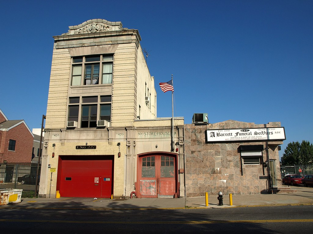 ... E227 FDNY Firehouse Engine 227, Brownsville, Brooklyn, New York City |  by jag9889
