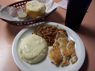 My Lunch at Ned and Darlene's Cafe | by J. Stephen Conn