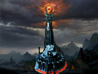 Barad-dûr | by SkyWalter