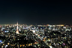 Tokyo, CIty of Lights | by jacob schere [in the 03 strategically planning]