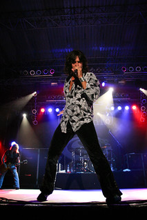 Steve Lee of Gotthard, July 2007 | by Julie Edgley