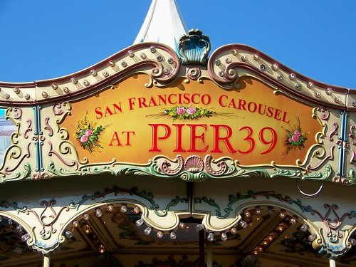 San Francisco Carousel | by ladybugbkt