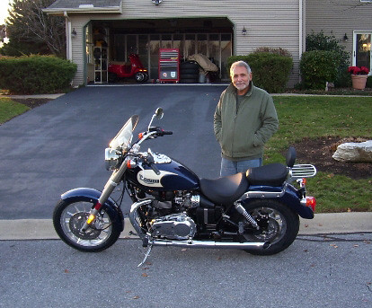 Jim's 2007 Triumph America | Jim & Vicky Chichi | Flickr