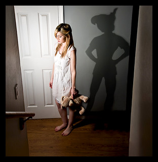 Wendy's Darling Shadow (1/365) | by *Tiny Dancer*