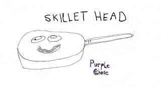Skillet Head | by PurpleChoke
