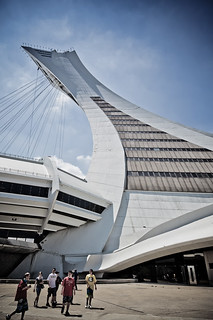 Montreal Olympic Stadium, Montreal | by zw1975