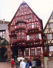 Miltenberg - Clausius House | by roger4336