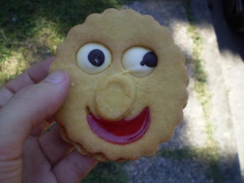 COOKIE FACE: SQUINT-EYED BUT FRISKY | by tonto--kidd