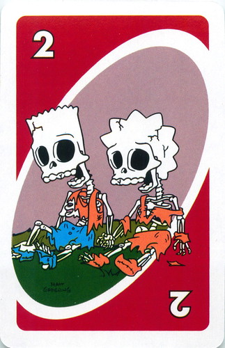 Simpsons Treehouse of Horror Uno | by andertoons