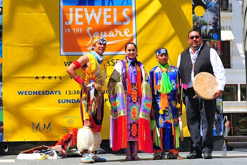 Eddie Madril at Jewels for Young Audiences (Union Square, SF, 5.15.11) | by YoungAudiencesNC